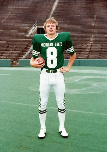 Morten Andersen Michigan State